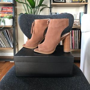 🚨NWT French Connection Uttara Open Toe Bootie🚨
